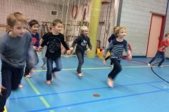 bewegend leren in de gymzaal